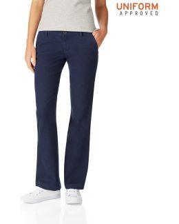 Curvy Classic Pants