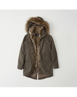 3-in-1 Military Parka