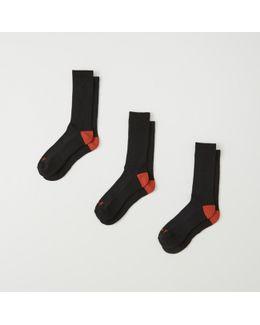 3-pack Sport Socks