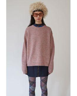 Samara Wool dusty Pink