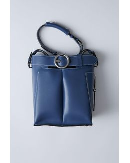Buckle Jeans Tote Bag