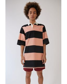 Nael Bi Face black / Pale Pink