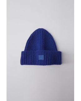 Mini Pansy L F royal Blue