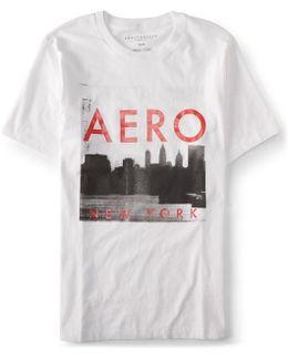 Aero New York Graphic T