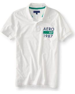 Aero Ny 1987 Jersey Polo