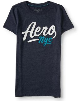 Aero Nyc Graphic T
