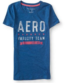 Aero Varsity Team Graphic T