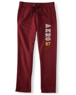 Aero Vertical Logo Slim Sweatpants