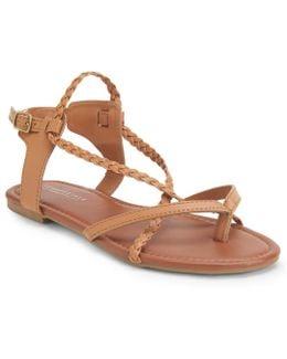 Ankle-strap Sandal