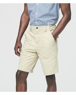 Cape Juby Solid Surplus Shorts