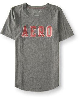 Chambray Logo Graphic T