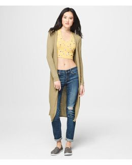 Fashion Duster Cardigan