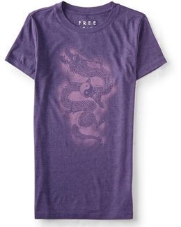 Ancient Dragon Graphic T