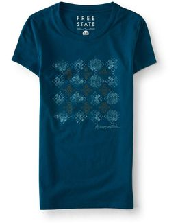 Diamond Stamps Graphic T