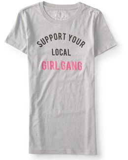 Girl Gang Graphic T
