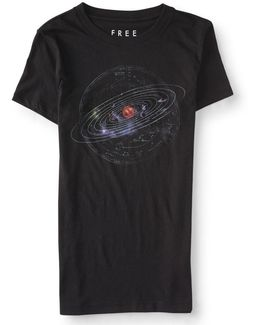 Solar System Graphic T