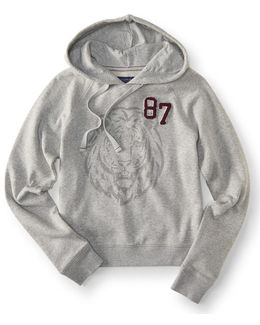 Lion 87 Popover Hoodie
