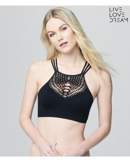 Lld Drop-needle Bralette