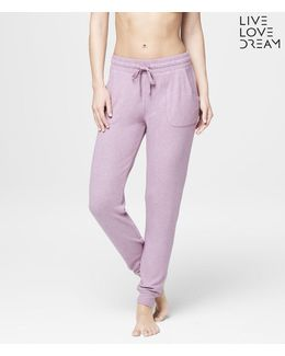 Lld Fuzzy Fleece Jogger