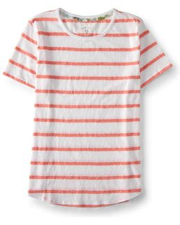 Prince & Fox Striped Surf Tee