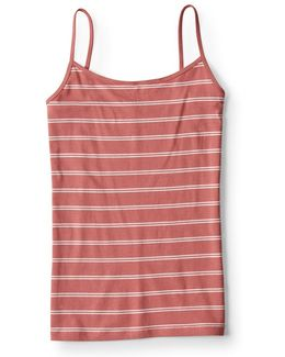 Striped Basic Cami