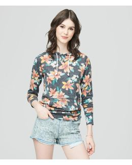 Tigerlily Popover Hoodie