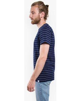 Esben Raised Stripe T-shirt