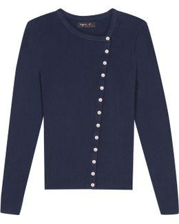 Navy Cardigan Perfect