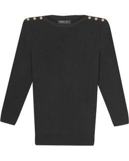 Black Pullover Badianne