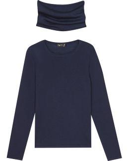 Blue Pulp Pullover
