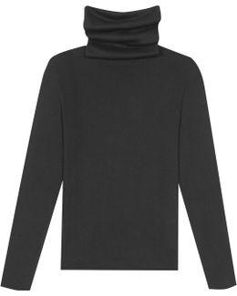 Black Divine Pullover