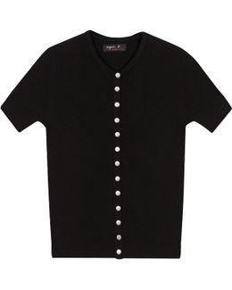 Black Swing Cardigan
