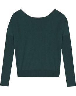 Green Pullover Spirit