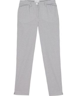 Gingham Elvis Trousers