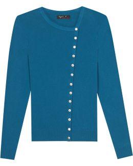 Blue Cardigan Perfect