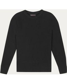 Black Grand Pullover