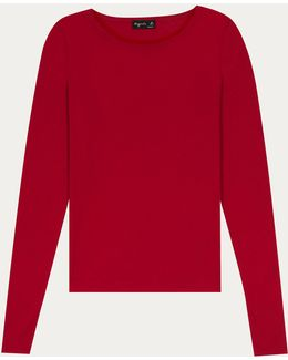 Red T-shirt Knox