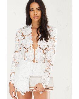 Modern Romance Lace Shorts