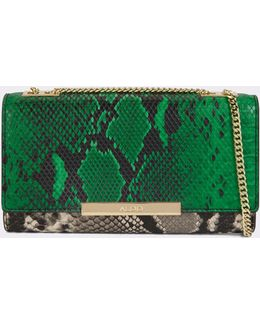 Lantry Printed Clutch