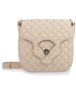 Diva's Dream Leather Quilted Bag