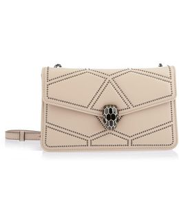 Quilted Stardust Crossbody Bag