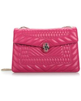 'quilted Scaglie' Bag