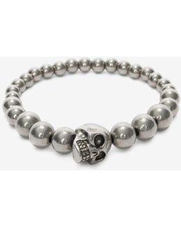 Skull Multibeaded Bracelet