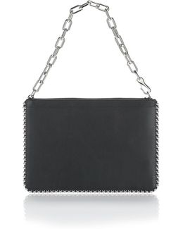 Studded Attica Chain Large Pouch