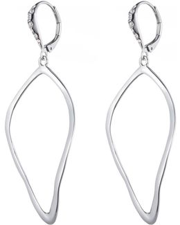 Sculpted Aura Teardrop Earring You Might Also Like