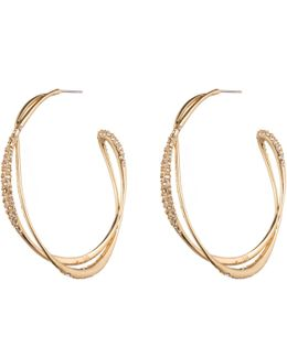 Encrusted Orbiting Hoop Earring You Might Also Like