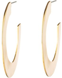 Liquid Metal Hoop Earring You Might Also Like