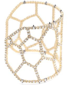 Honeycomb Cuff Bracelet You Might Also Like