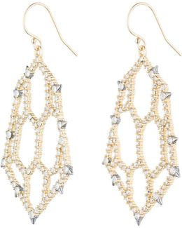 Honeycomb Drop Earrings You Might Also Like