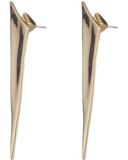 Liquid Gold Angled Pyramid Post Earring You Might Also Like